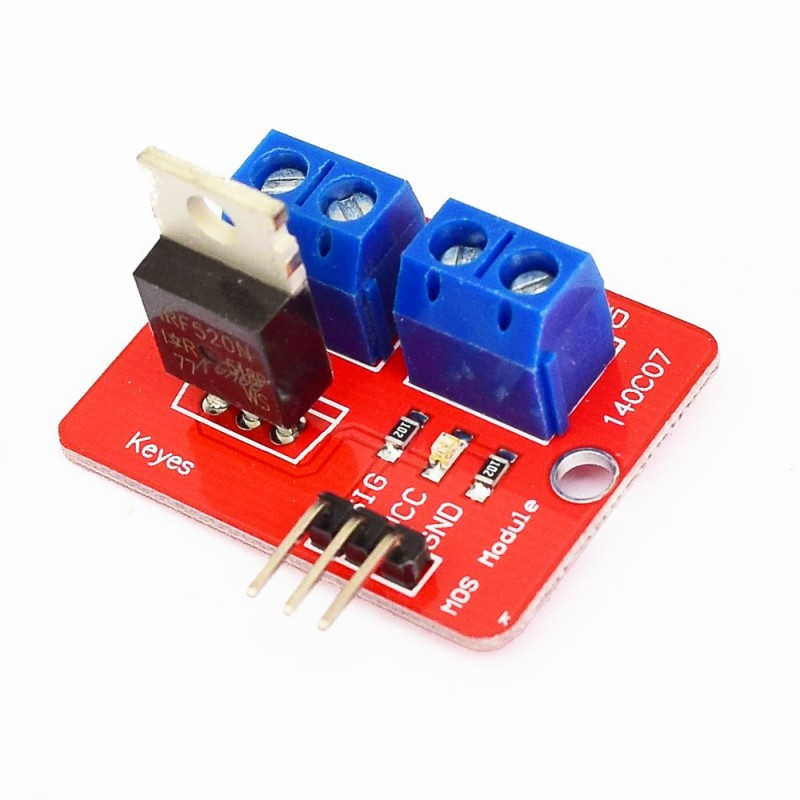 Driver Mosfet IRF520