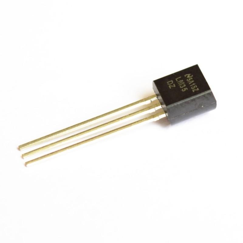 Sensor de Temperatura Analógico LM35