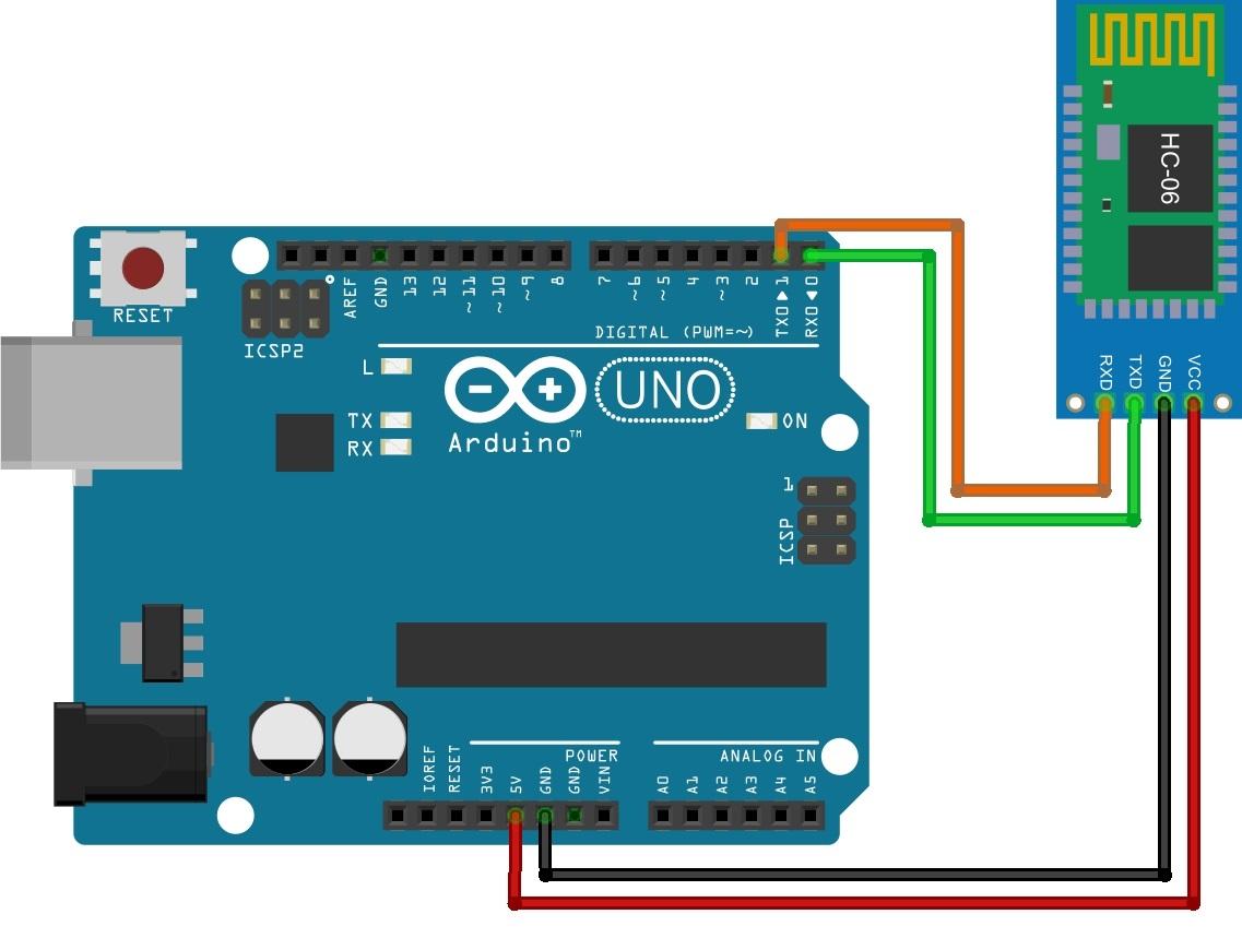 Tutorial Básico De Uso Del Módulo Bluetooth Hc 06 Y Hc 05