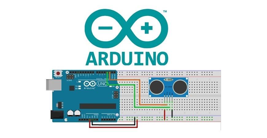 Tutorial de Arduino y sensor ultrasónico HC-SR04