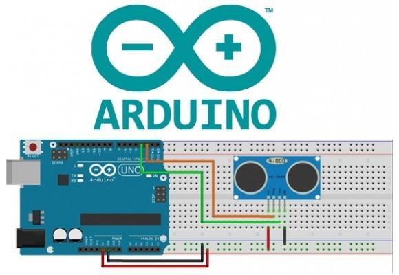 Tutorial Básico de Arduino y sensor ultrasónico HC-SR04