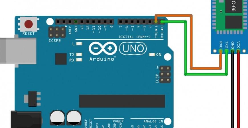Tutorial Básico de Uso del Módulo Bluetooth HC-06 y HC-05