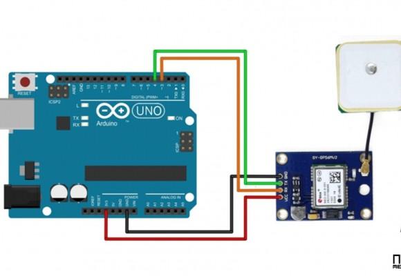 Tutorial Módulo GPS con Arduino