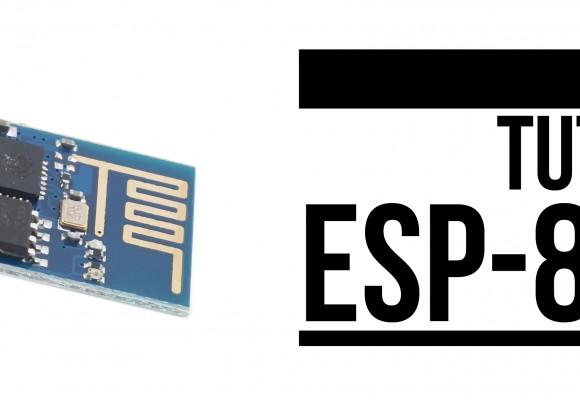 Tutorial ESP8266 Parte I
