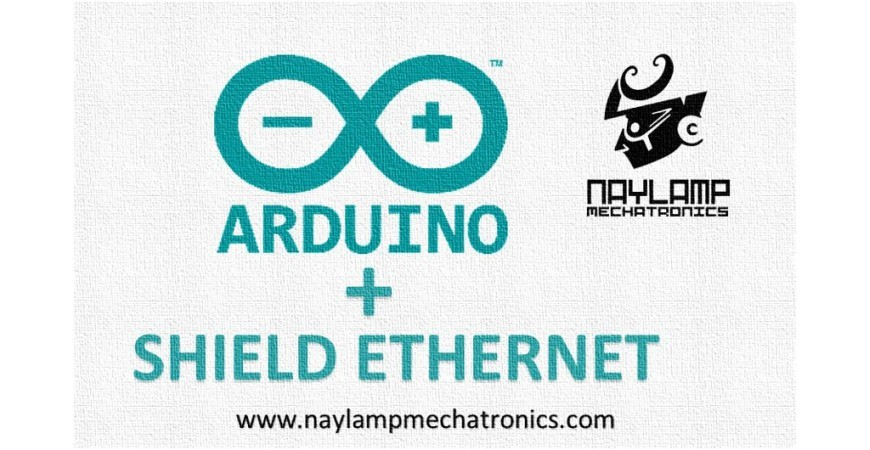 Tutorial Ethernet Shield y Arduino
