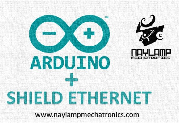 Tutorial Ethernet Shield y Arduino