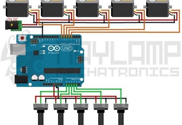 Tutorial uso de servomotores con arduino.