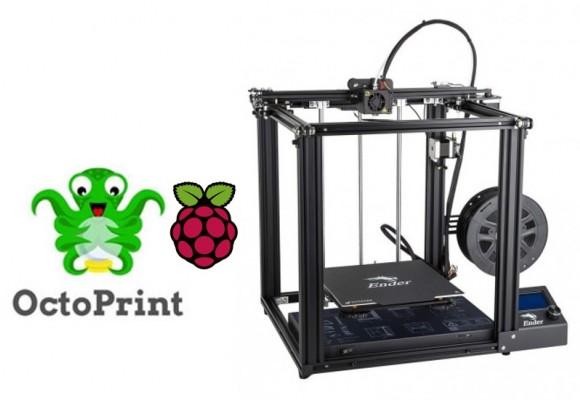Tutorial Octoprint, ¡Tu Impresora 3D en Red!