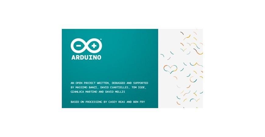 Instalación del IDE  Arduino
